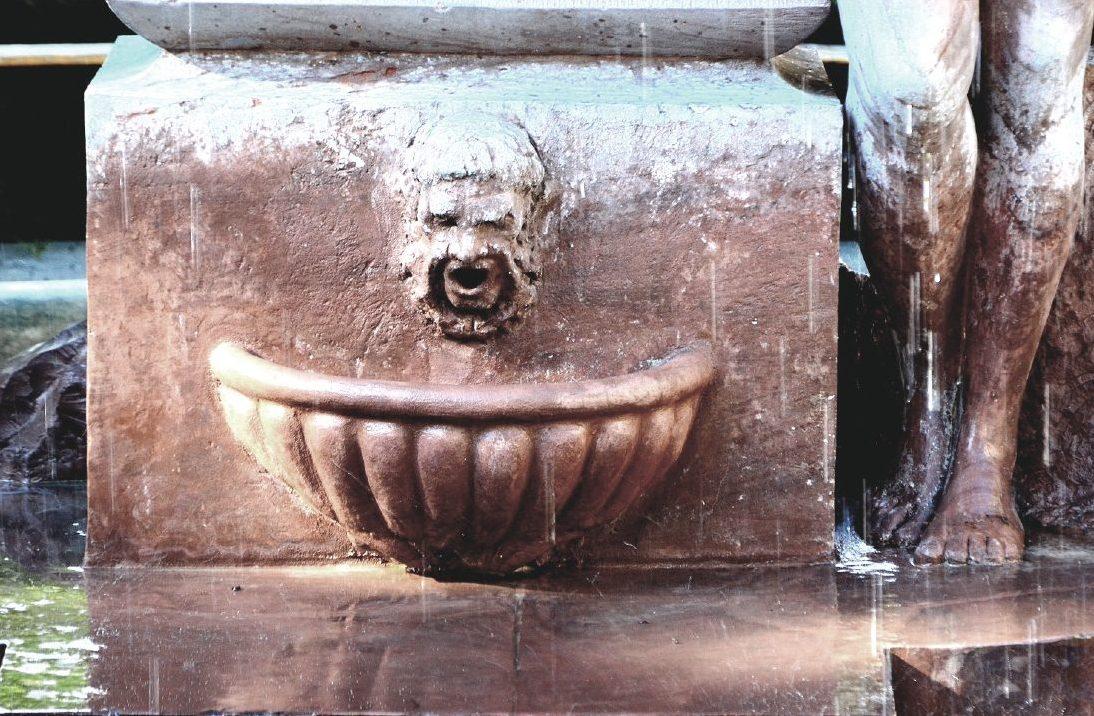 Zagadkowa fontanna
