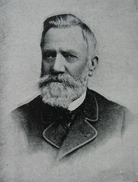Portret Andrzeja Rosickiego, autor nieznany. Wikimedia Commons.