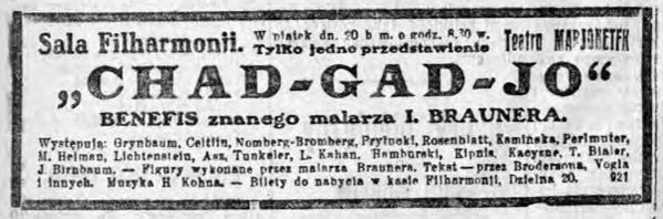 Głos Polski, 1923, nr101923, s. 8