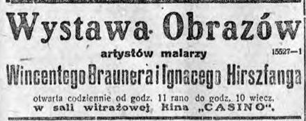 Głos Polski 1923, nr332 s. 1