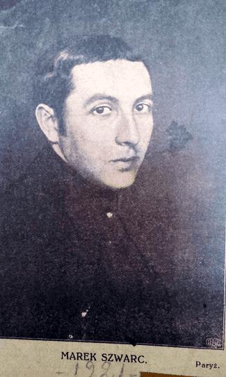 Marek Szwarc, fotografia prasowa