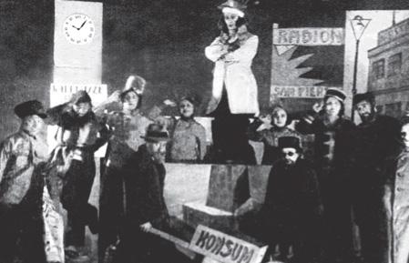 Przedstawienie Teatru Ararat, Gilles Rozier MOJŻESZ BRODERSON. ODJUNG IDYSZ DOARARATU