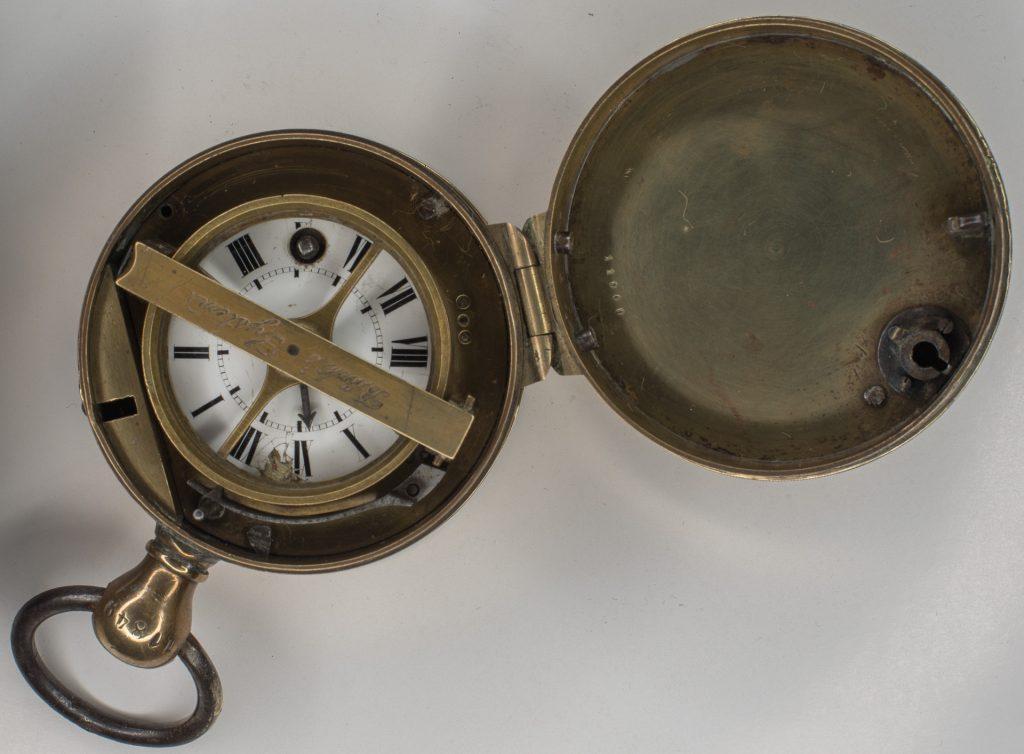 Zegar przemysłowy
